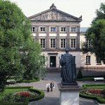 بورس تحصیلی دکتری حرفه ای دانشگاه جورج آگوست، آلمان