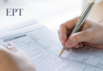 آزمون EPT تیر ماه 97 در روز جمعه برگزار میشود