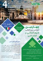 چهارمین کنفرانس بین المللی علوم انسانی و اجتماعی