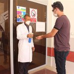 برگزاری حضوری آزمون جامع دکتری آزاد با رعایت پروتکل ها