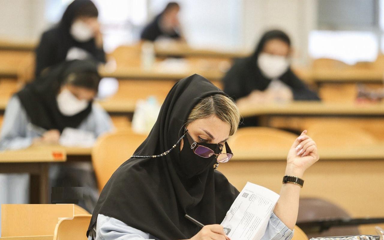 ۳۰ درصد از داوطلبان آزمون دکتری سال ۹۹ غیبت داشتند