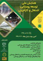 اولین همایش ملی توسعه روستایی، اشتغال و کارآفرینی