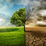 گرمایش جهانی یا تغییر اقلیم